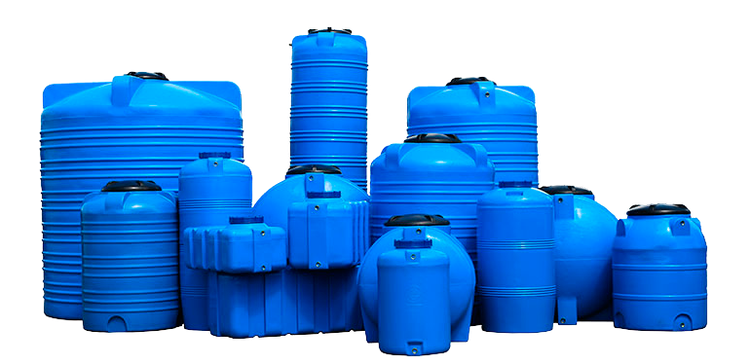 Ukrhimplast Plastic Tanks For Drinking Water Chemicals